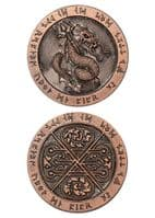 Fire Coins Set of 10